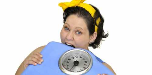 лишний вес у женщин